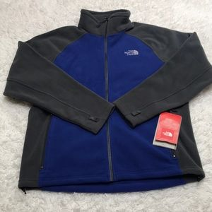 🌎🌎 The North Face Fleece Zip Up Jacket 🌎🌎